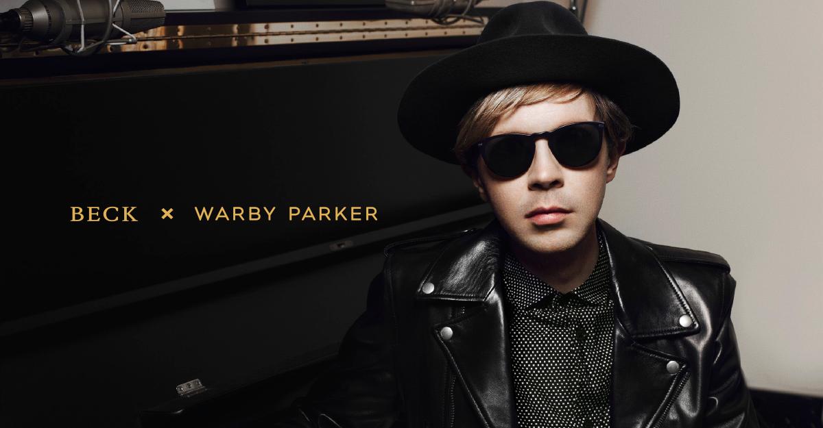 Warby Parker Reintroduces Beck's Carmichael Frames