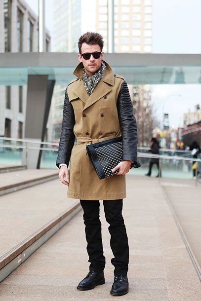 Brad-Goreski-snapped-killer-two-tone-coat-out-about-NYC