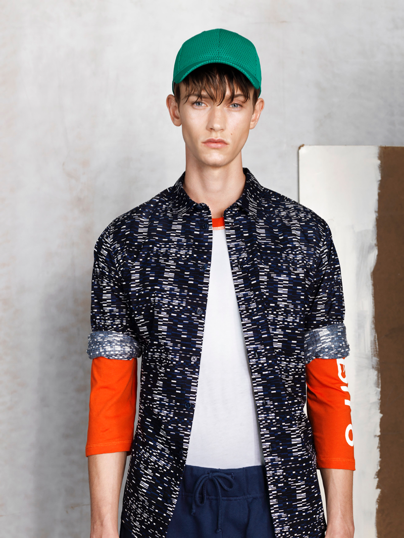 BRAND8 Develops Boyish Styles for 'African Bauhaus' Spring/Summer 2015 Collection
