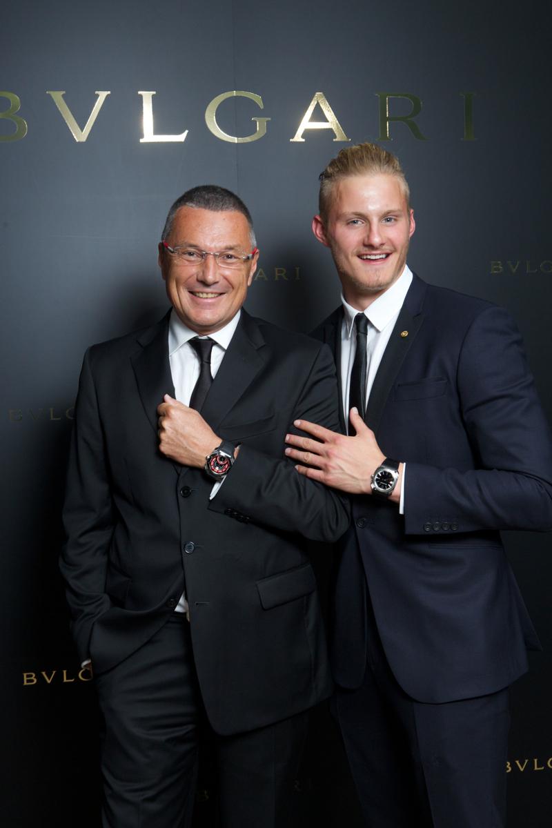 Jean-Christophe Babin and Alexander Ludwig