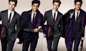 Burberry-Prorsum-Fall-Winter-2014-Campaign-Suiting