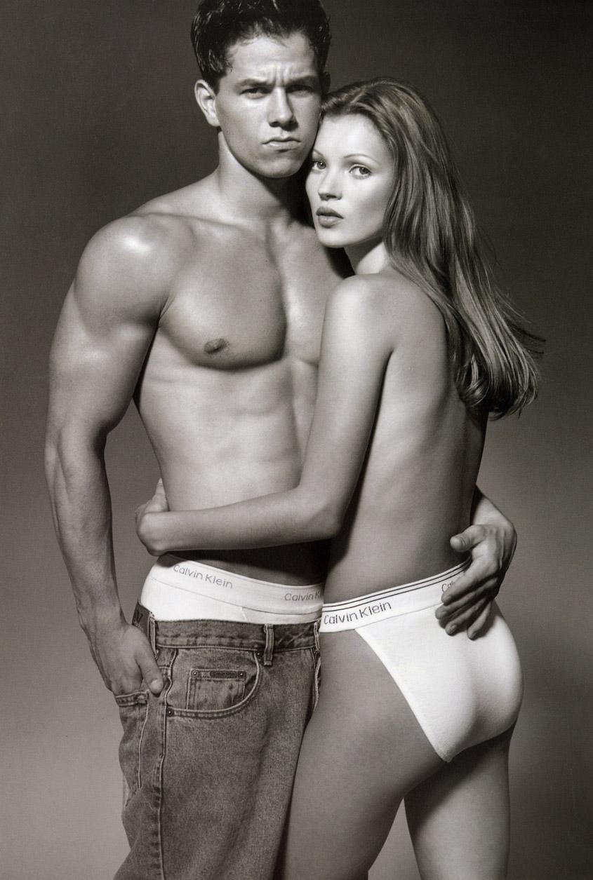 TBT: Mark Wahlberg for Calvin Klein Underwear