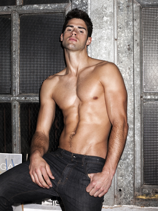 Chad White poses for a 2011 photo by Greg Vaughan.