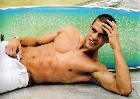 Chad White lays it all out for the June 2007 issue of Tetu.