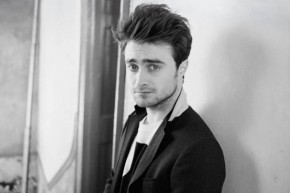 Daniel Radcliffe photographed by Tyler Udall