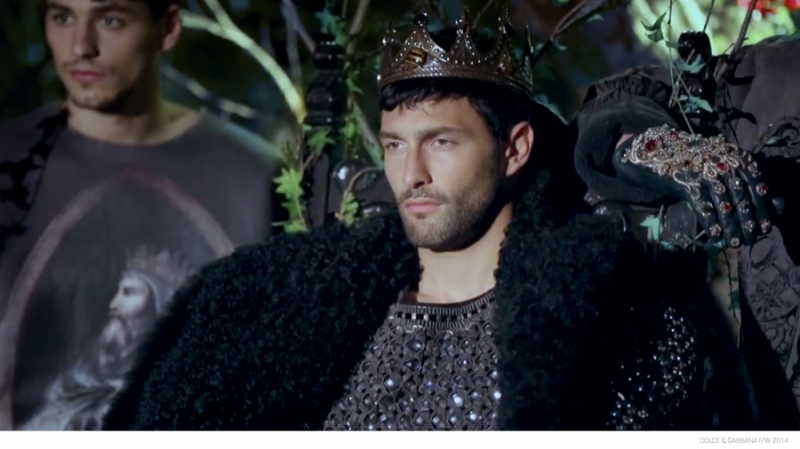 Dolce-and-Gabbana-Fall-Winter-2014-Campaign-Video-002