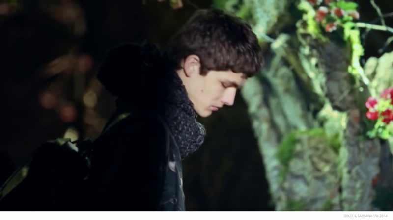 Dolce-and-Gabbana-Fall-Winter-2014-Campaign-Video-004