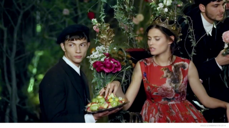 Dolce-and-Gabbana-Fall-Winter-2014-Campaign-Video-006