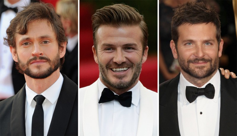 Famous Men 39: Hugh Dancy, David Beckham and Bradley Cooper