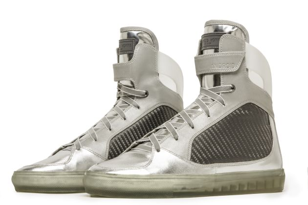 Step Back Into the Space Race with Moon-Boot Sneakers by General Electric