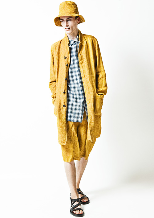 Baggy Fashion Styles: Attachment by Kazuyuki Kamagai Spring/Summer 2015 Collection