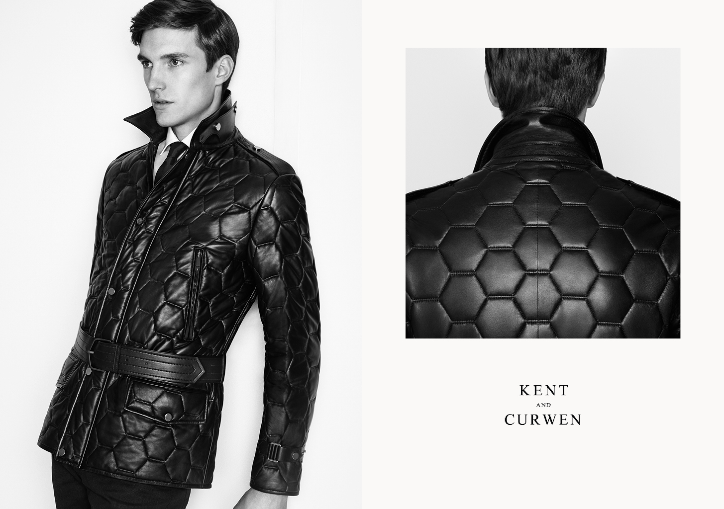 Kent and Curwen Fall/Winter 2014 Campaign