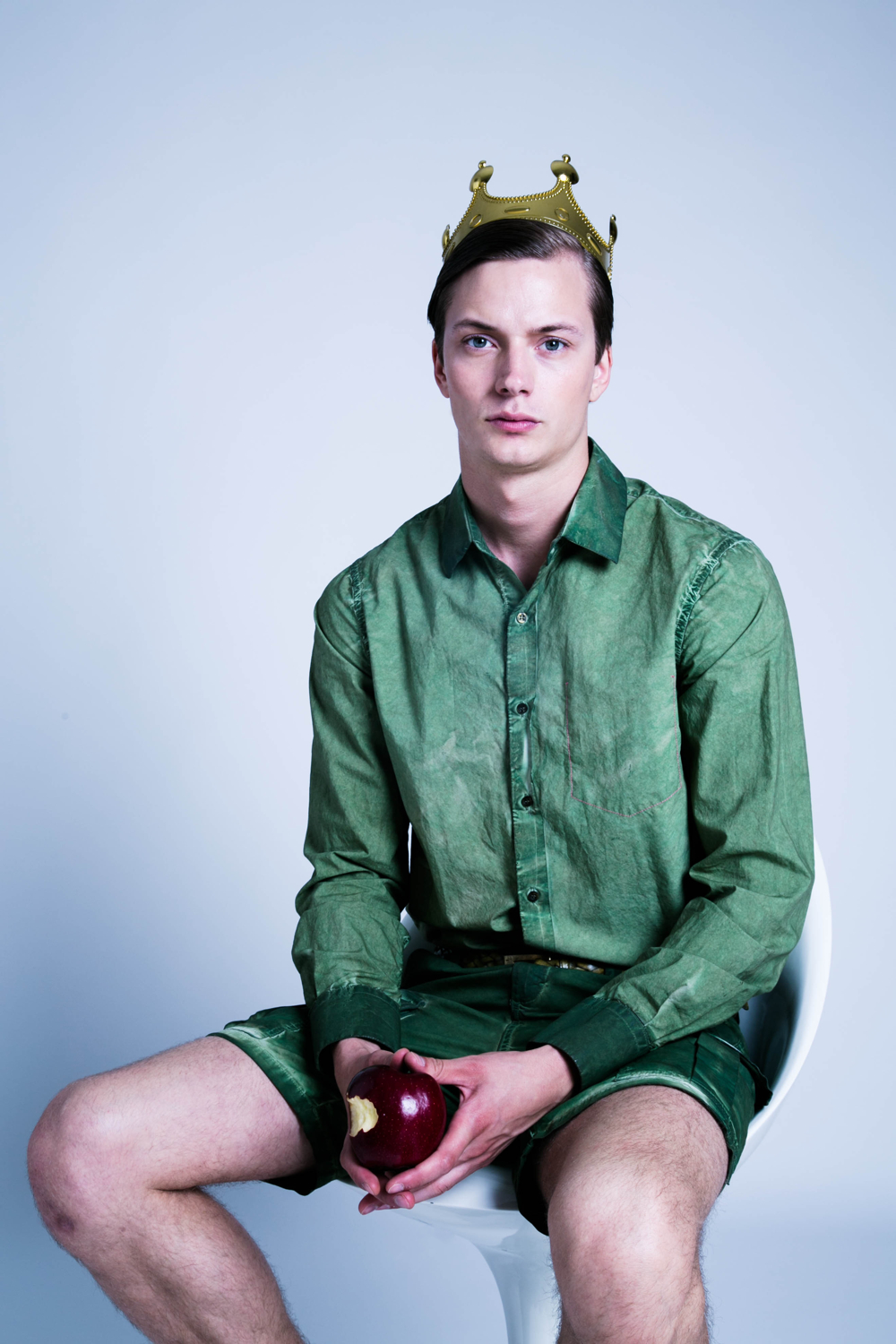 Fashionisto Exclusive: Linus Gustin + Vladimir Averyanov by Melissa Marcello