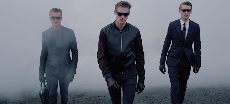 Watch Louis Vuitton Fall/Winter 2014 Collection Video