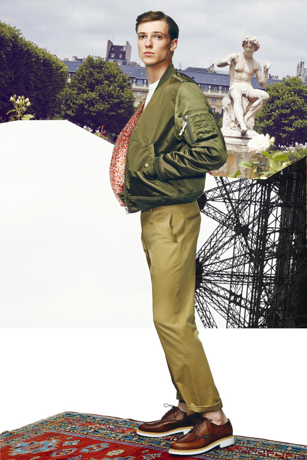 Maison Kitsuné Spring/Summer 2015 Collection