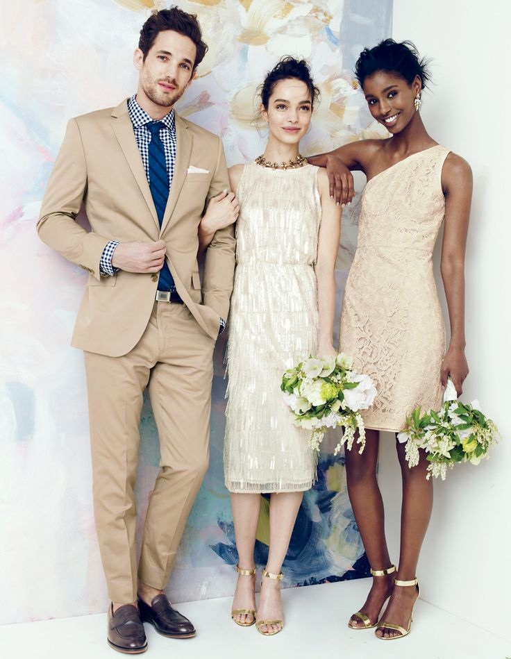 Max Rogers Dons Men's Wedding Suits for J.Crew