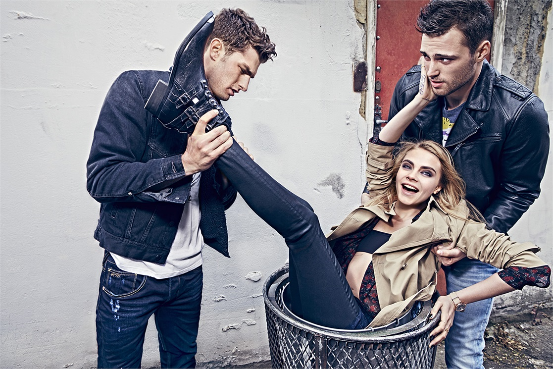 Pepe Jeans Fall/Winter 2014 Campaign