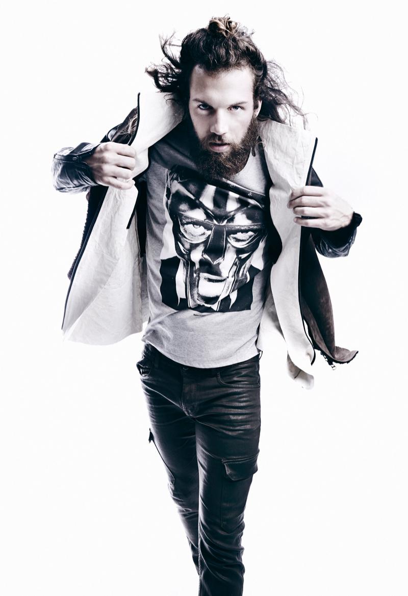 Fashionisto Exclusive: Phil Sullivan by Benjo Arwas