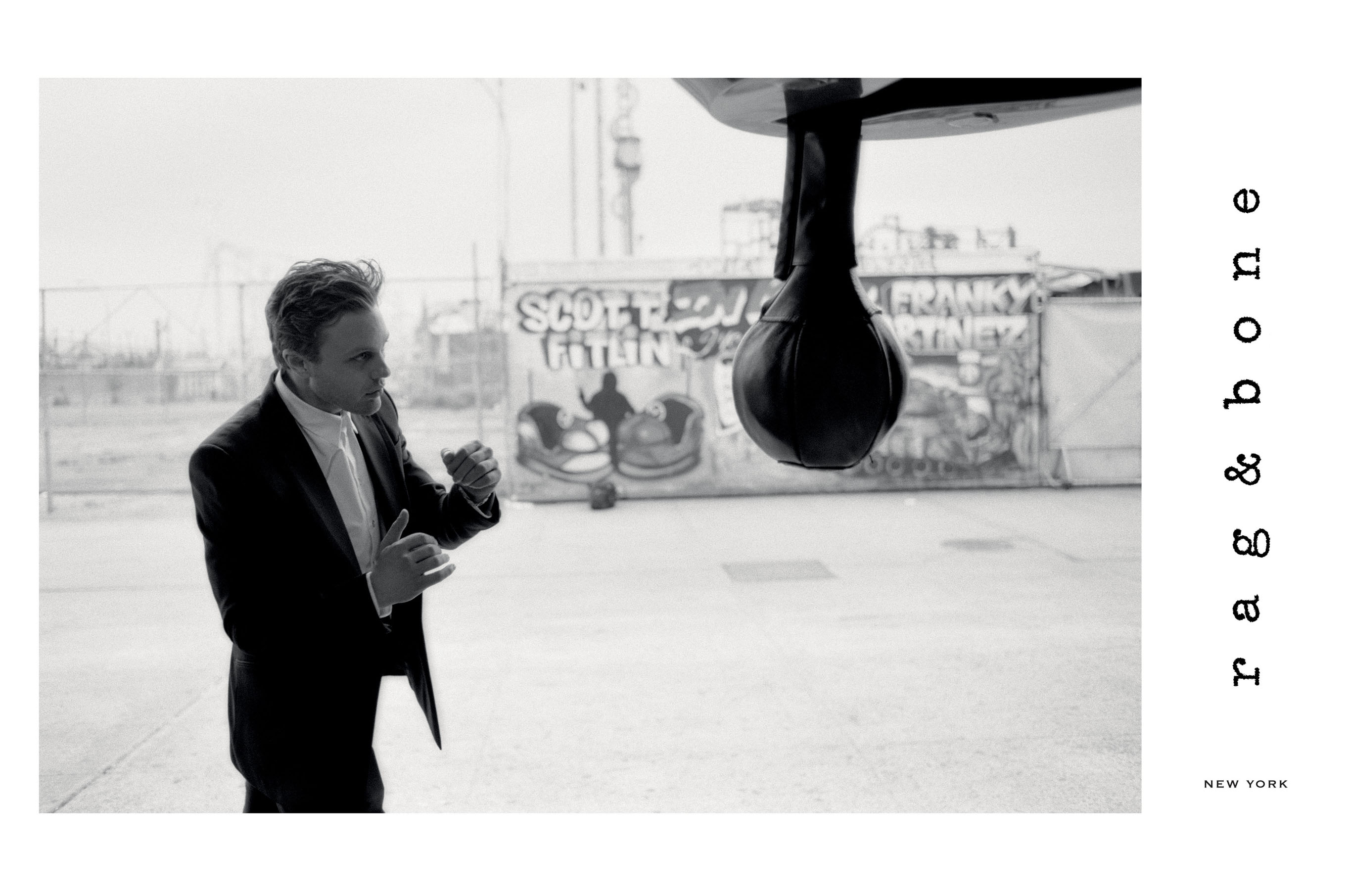 First Look: Michael Pitt for Rag & Bone Fall/Winter 2014 Campaign