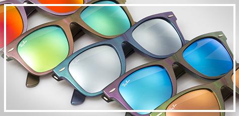 Ray-Ban Debuts Cosmo Sunglasses