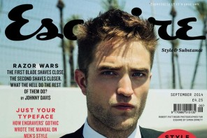 Robert-Pattinson-Esquire-UK-September-2014-Cover