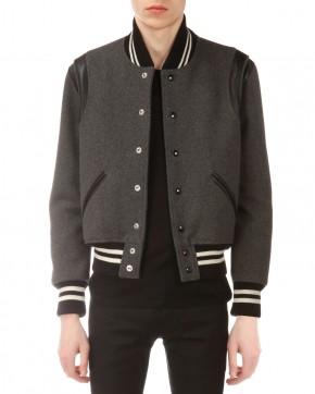 Saint-Laurent-Varsity-Jacket