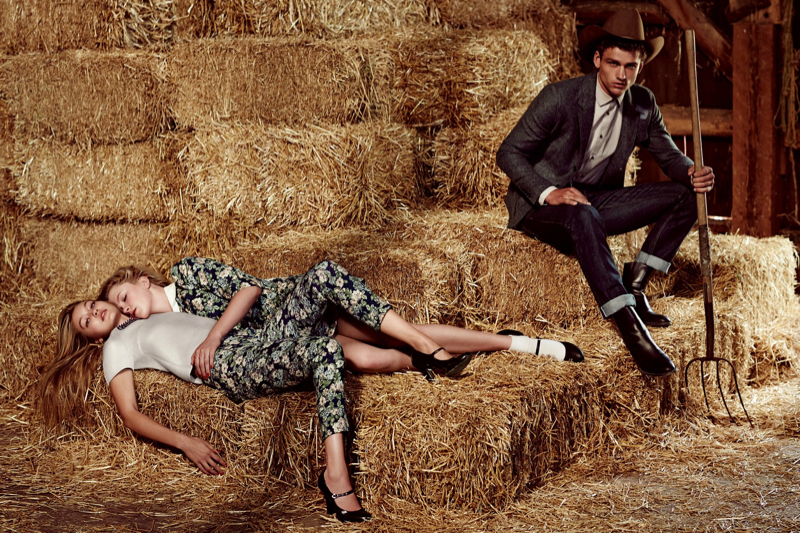 Sisley-Fall-Winter-2014-Campaign-002