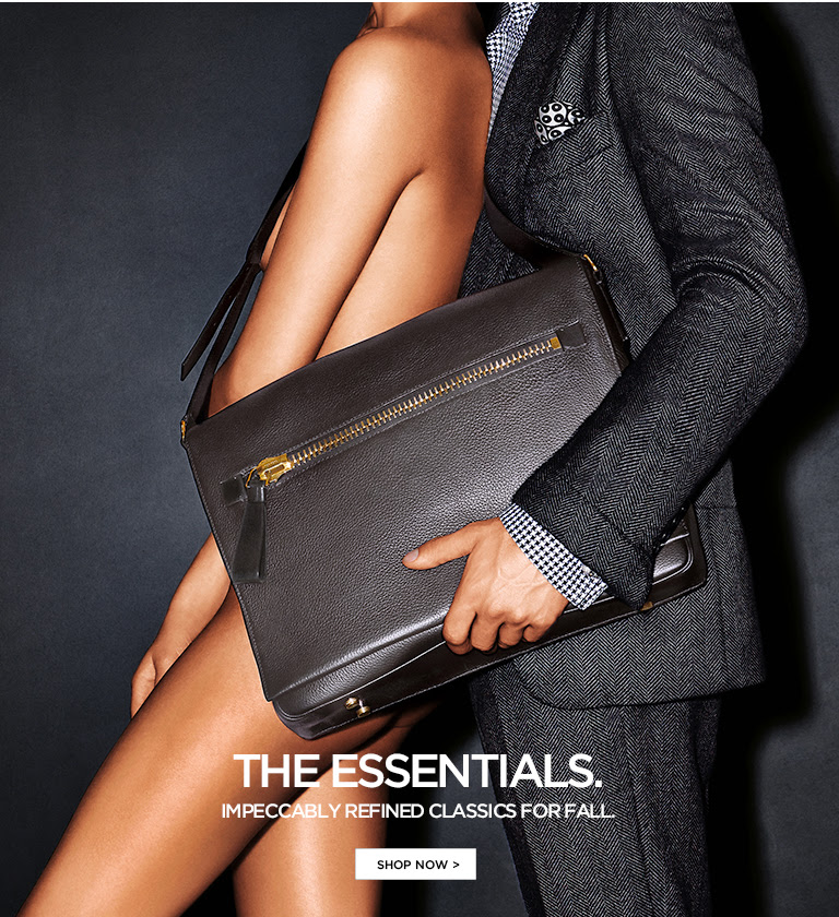 New Arrivals Tom Ford Fall Bags Wallets Shoes More
