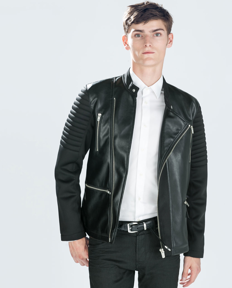 Alexander Beck Sports Early Fall Looks For Zara The
