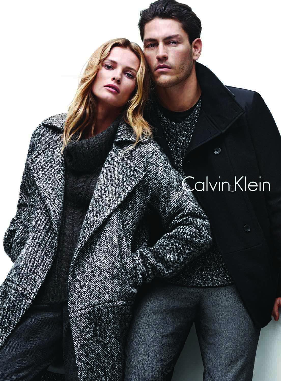 Tyson Ballou for Calvin Klein White Label Fall/Winter 2014 Campaign