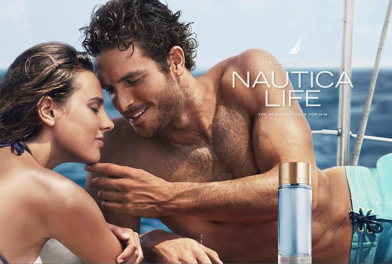 Justice Joslin Fronts Nautica Life Fragrance Campaign