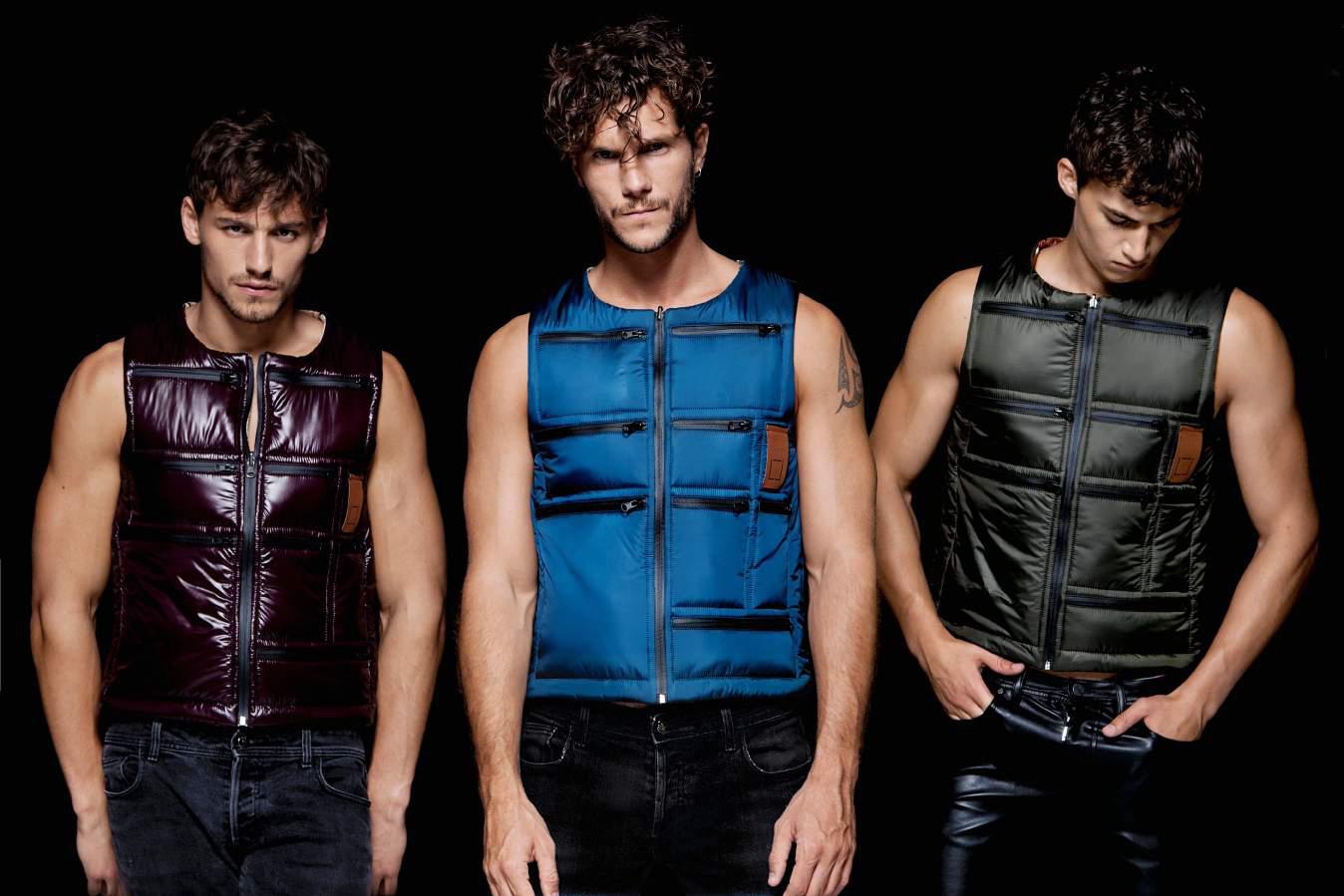 Elbio Bonsaglio, Mariano Ontañon + Alessio Pozzi Front Letasca Spring/Summer 2015 Campaign