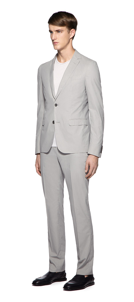 Z Zegna Perfects Summer Suiting + Sportswear
