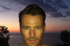 Alex Lundqvist shares a scenic view.