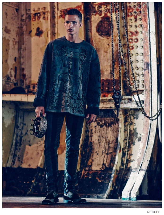 Attitude-Magazine-Fall-2014-Collections-Fashion-Editorial-004-Dolce Gabbana