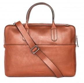 Ben Minkoff Leather Briefcase