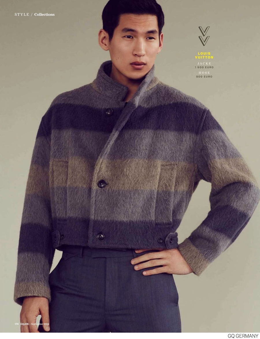 Fall 2014 Menswear Collections: GQ Germany Highlights Best for September 2014 Issue