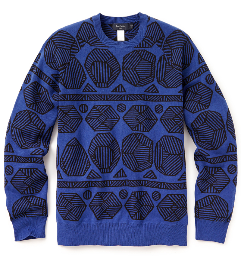 Paul Smith Jeans Shapes Sweater