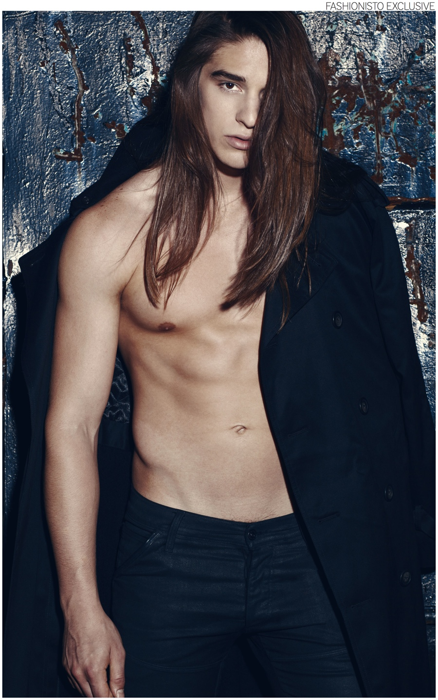 Fashionisto Exclusive Paul Corona Joseph Garrison By