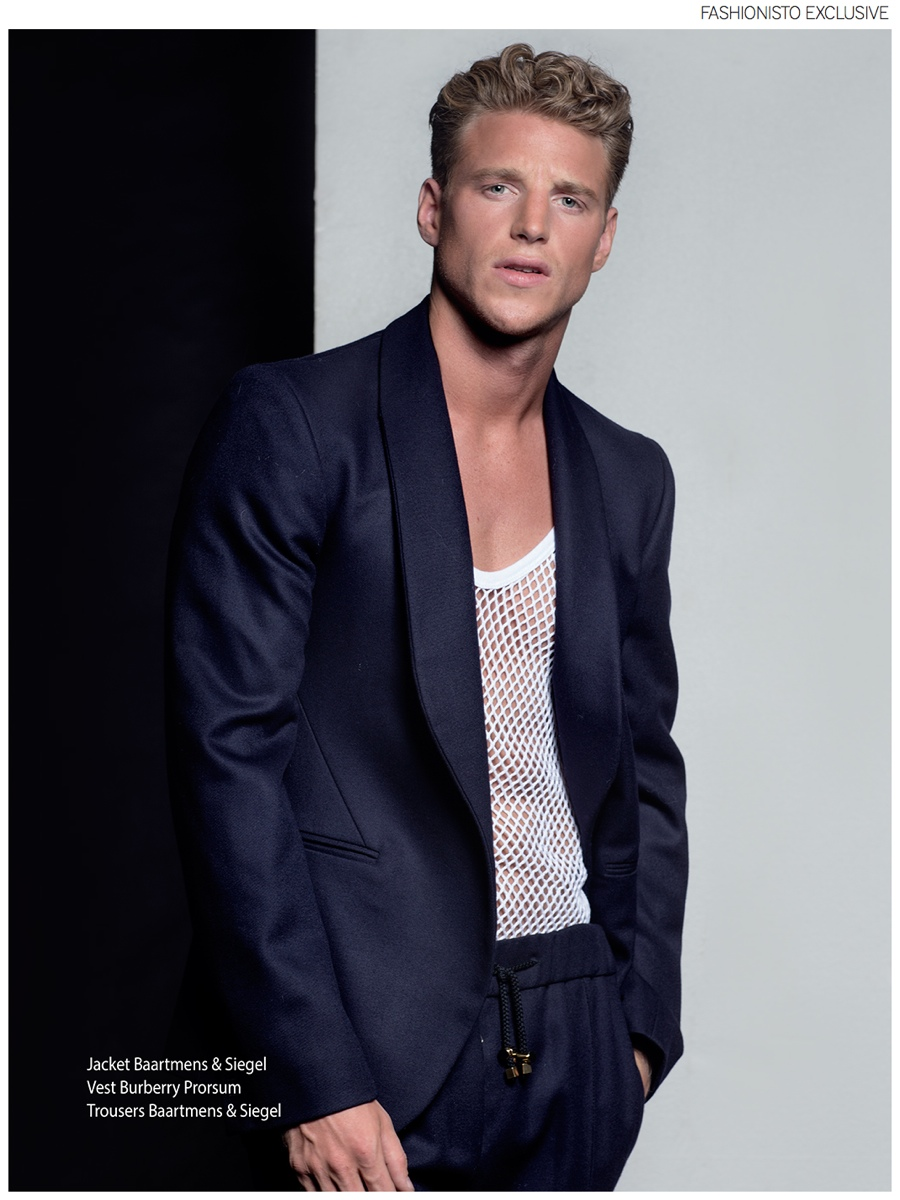 Fashionisto Exclusive: Roger Frampton by Jason Harry