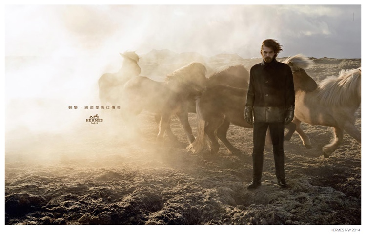 Herm 232 S Fall Winter 2014 Ad Campaign