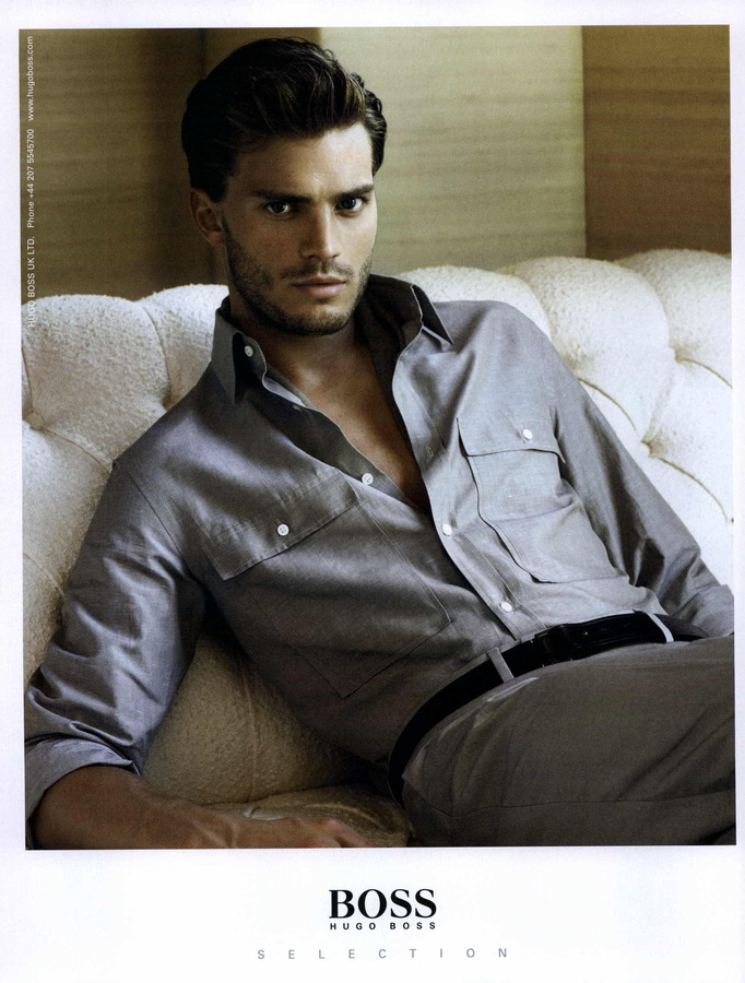Populaires Jamie Dornan for Selection by Hugo Boss Spring/Summer 2008 Campaign UO74