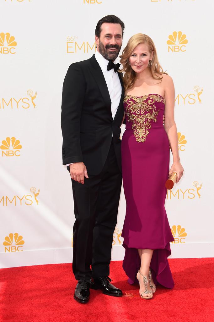 'Mad Men' actor Jon Hamm and his wife Jennifer Westfeldt