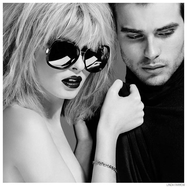 Linda-Farrow-Eyewear-Fall-Winter-2014-Campaign-001