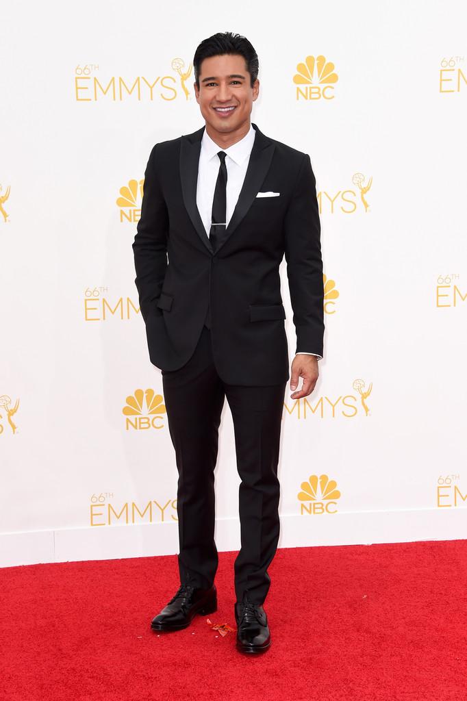 Television host Mario Lopez