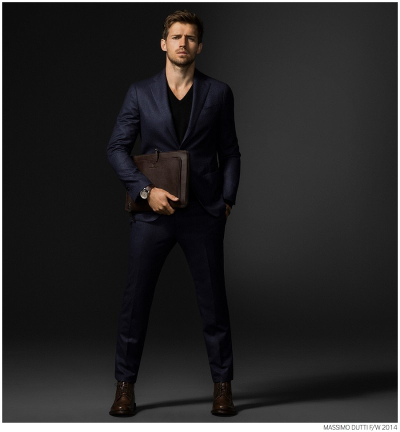 Massimo dutti nyc fall / winter collection