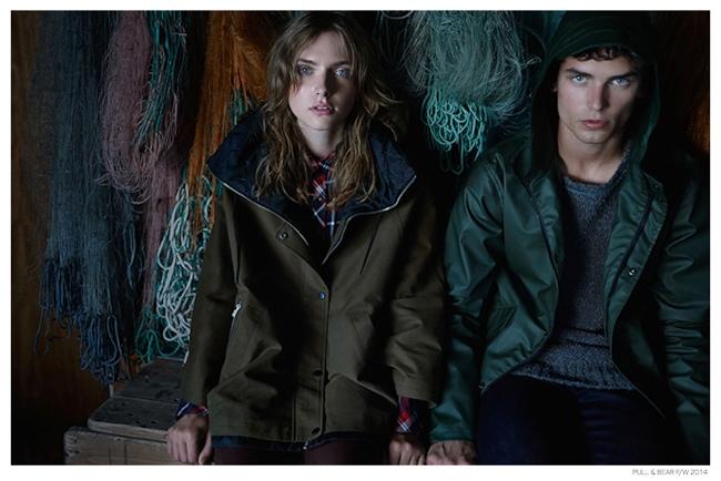 Pull & Bear Fall/Winter 2014 Ad Campaign