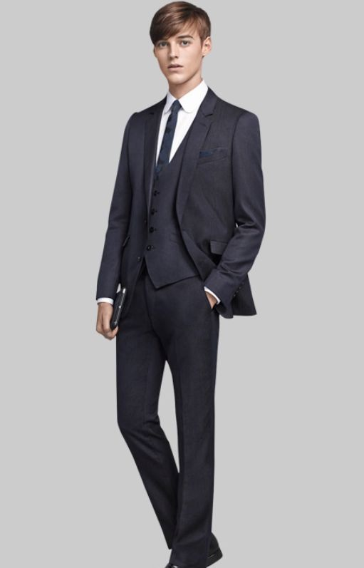 Robbie Wadge for Suit Select