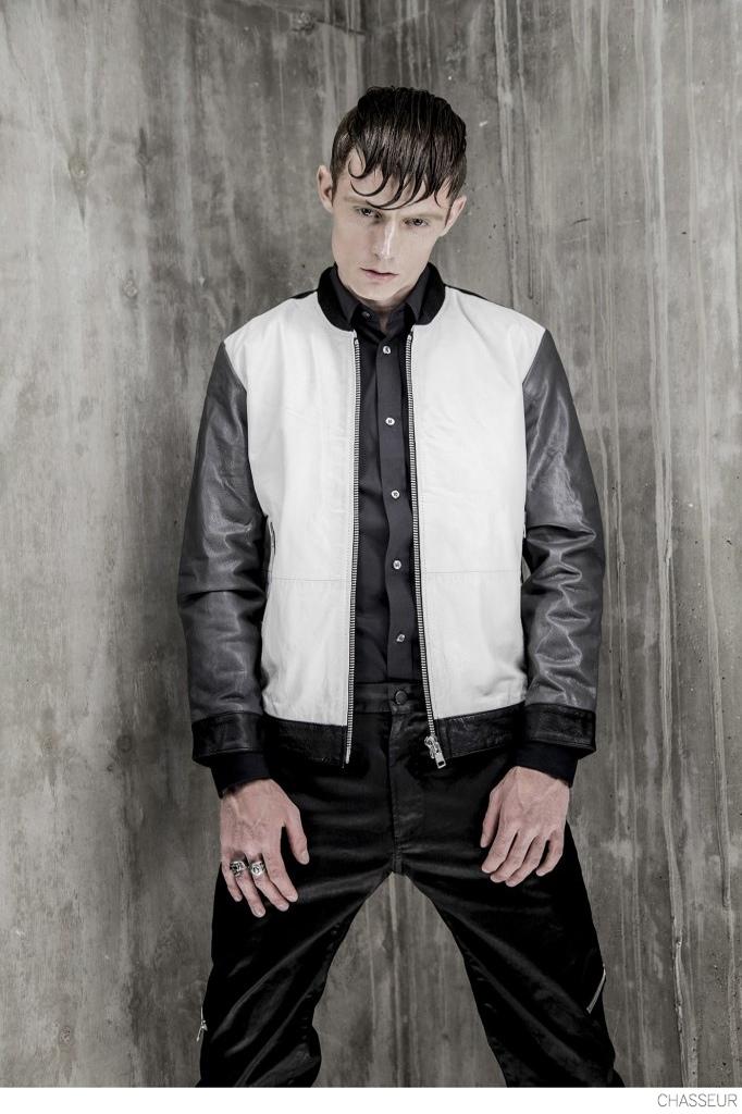 Robin-Van-der-Krogt-Model-Denim-Jeans-Leather-Jackets-Editorial-Style-003
