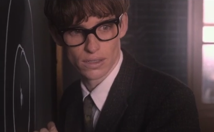 See Eddie Redmayne as Stephen Hawking in New Trailer for 'The Theory of Everything'
